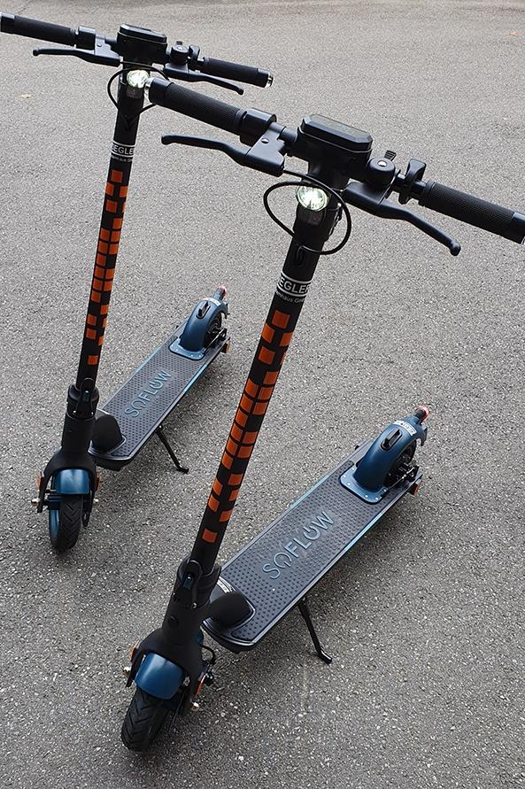 E-Scooter bei Ziegler